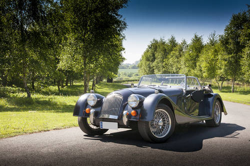 2003 Morgan Plus 8 35th Anniversary SOLD (picture 1 of 6)
