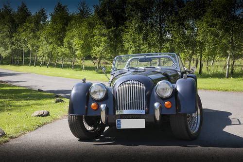 2003 Morgan Plus 8 35th Anniversary SOLD (picture 2 of 6)