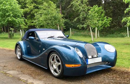 2002 '02 Morgan Aero 8 - Stunning Low Mileage SOLD (picture 1 of 6)