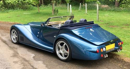 2002 '02 Morgan Aero 8 - Stunning Low Mileage SOLD (picture 2 of 6)