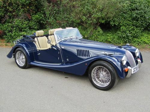 2008 Morgan Roadster 3.0 V6 SOLD (picture 1 of 1)