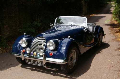 1969 Morgan 4/4 2 seater SOLD (picture 1 of 5)