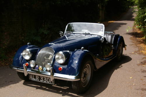 1969 Morgan 4/4 2 seater SOLD (picture 2 of 5)