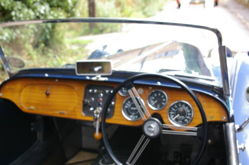 1969 Morgan 4/4 2 seater SOLD (picture 5 of 5)