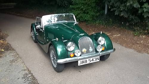 1974 Morgan 4/4 2 seater SOLD (picture 1 of 2)