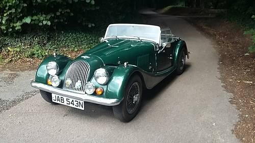 1974 Morgan 4/4 2 seater SOLD (picture 2 of 2)