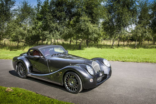 2017 Morgan Aero 8 SOLD (picture 1 of 6)