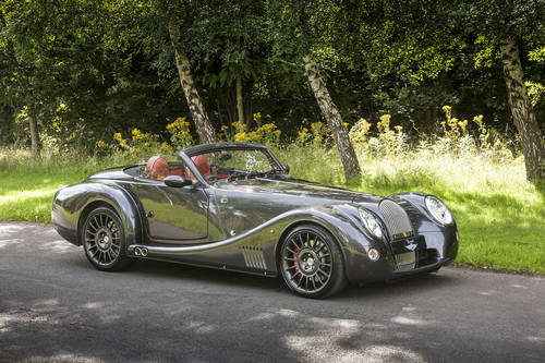 2017 Morgan Aero 8 SOLD (picture 2 of 6)