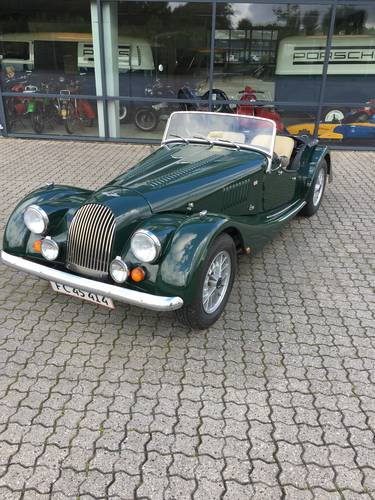 1975 Morgan Plus 8 3,5 2 seater SOLD (picture 1 of 6)