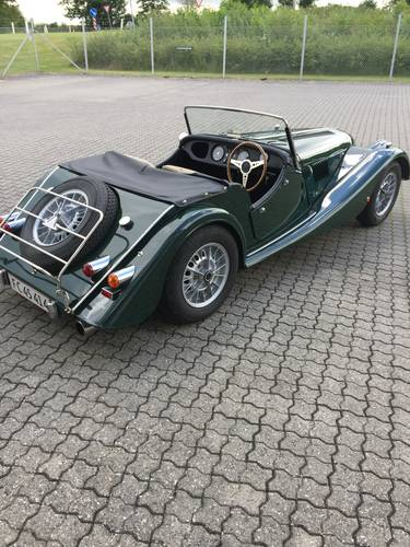 1975 Morgan Plus 8 3,5 2 seater SOLD (picture 4 of 6)