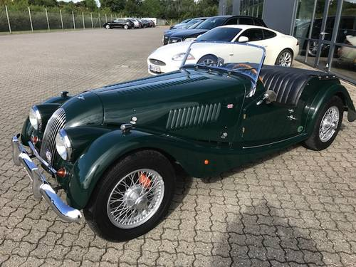 1965 Morgan Plus 4 2,0 seater SOLD (picture 1 of 6)