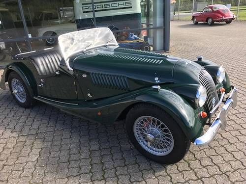 1965 Morgan Plus 4 2,0 seater SOLD (picture 2 of 6)