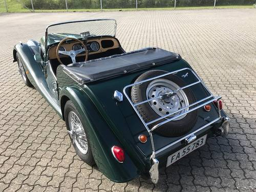 1965 Morgan Plus 4 2,0 seater SOLD (picture 3 of 6)