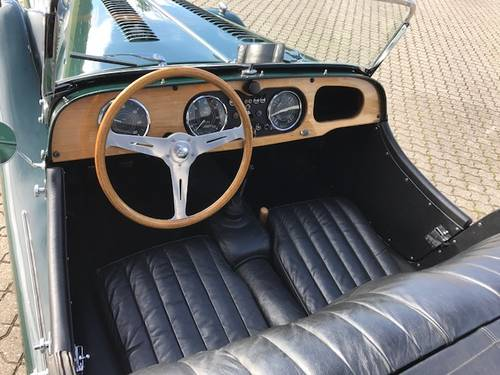 1965 Morgan Plus 4 2,0 seater SOLD (picture 4 of 6)