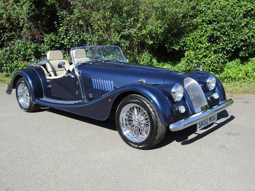 2002 Morgan Plus-8. 4.0 Rover V8 SOLD (picture 1 of 1)