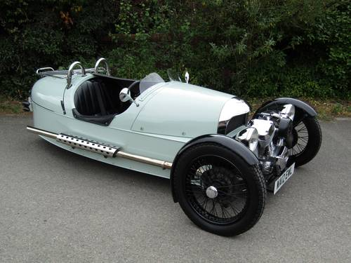 2012 Morgan Three Wheeler SOLD (picture 1 of 1)