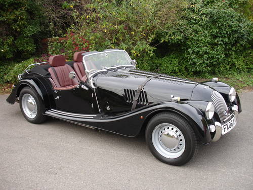 2895 Morgan 4/4. 70th Anniversary Edition SOLD (picture 1 of 1)