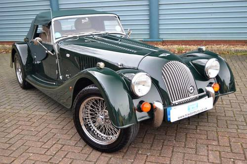 2005 Morgan Roadster 3.0i V6 235bhp SOLD (picture 1 of 6)