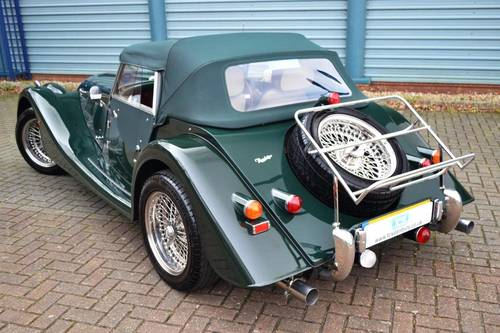 2005 Morgan Roadster 3.0i V6 235bhp SOLD (picture 2 of 6)