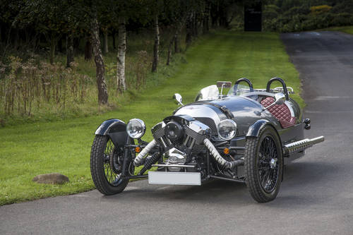 2012 Morgan 3 Wheeler SOLD (picture 1 of 6)