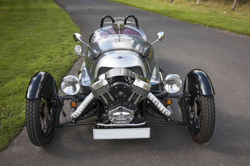 2012 Morgan 3 Wheeler SOLD (picture 3 of 6)