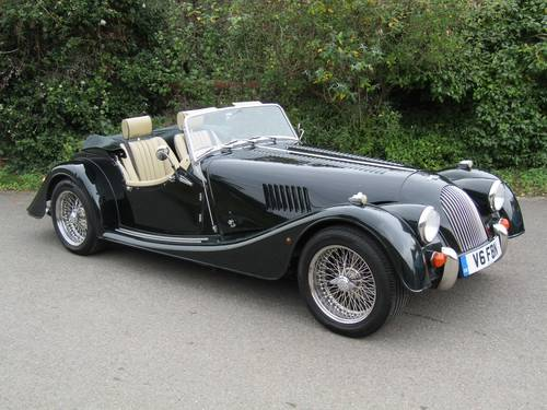 2007 Morgan 3.0 V6 Roadster (series 2) SOLD (picture 1 of 1)