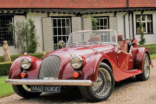 2017 Morgan 3.7 Roadster High Spec For Sale (picture 1 of 6)