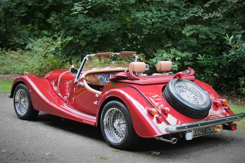 2017 Morgan 3.7 Roadster High Spec For Sale (picture 3 of 6)