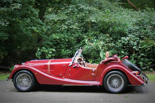 2017 Morgan 3.7 Roadster High Spec For Sale (picture 5 of 6)