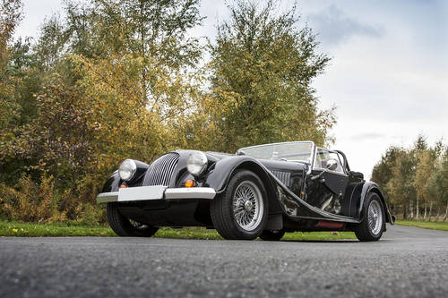 1993 MORGAN PLUS 4 SOLD (picture 1 of 6)