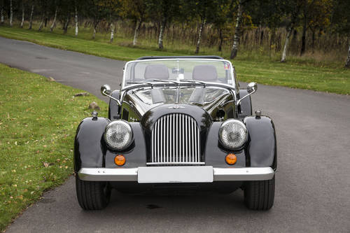 1993 MORGAN PLUS 4 SOLD (picture 2 of 6)