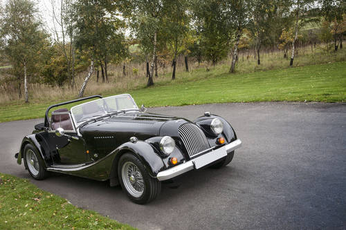 1993 MORGAN PLUS 4 SOLD (picture 3 of 6)