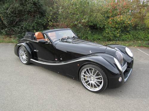 2008 Morgan Aero-8 4.8 Automatic (series 4) SOLD (picture 1 of 6)