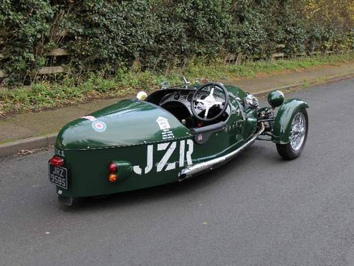 1930 2015 Jzr 3 Wheeler Morgan Replica Sold Car And Classic