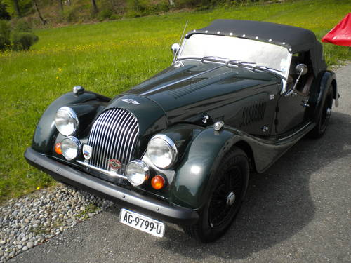 1988 Morgan 4/4 for sale For Sale (picture 2 of 6)