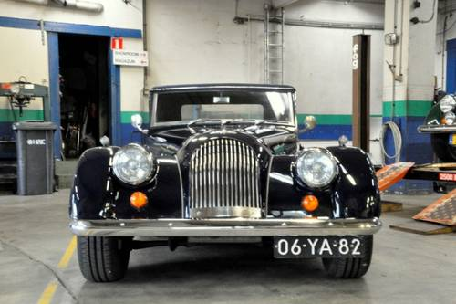 1975 Morgan +8 DHC 4 seater  for sale For Sale (picture 1 of 6)
