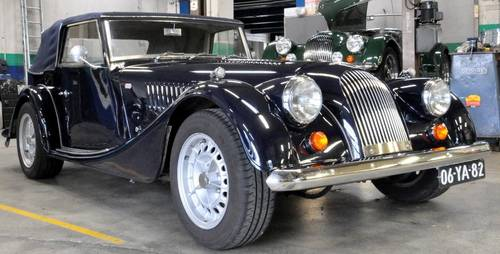 1975 Morgan +8 DHC 4 seater  for sale For Sale (picture 2 of 6)