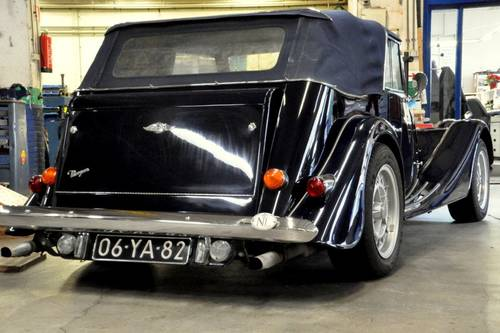 1975 Morgan +8 DHC 4 seater  for sale For Sale (picture 3 of 6)