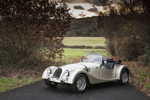 2018 Morgan Plus 4 Bespoke SOLD (picture 1 of 6)