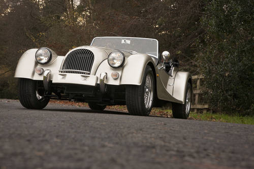 2018 Morgan Plus 4 Bespoke SOLD (picture 3 of 6)