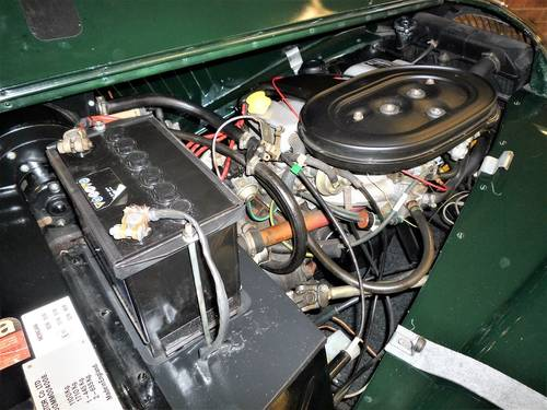 1991 4/4 4 SEATER 1.6 CVH SOLD (picture 6 of 6)