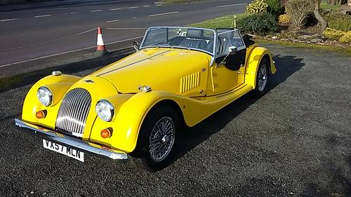 2007 Morgan 4/4 2 seater SOLD (picture 1 of 5)