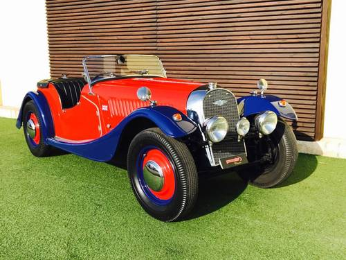 1936 MORGAN 4/4 FIRST SERIES *ASI* - RHD For Sale (picture 1 of 6)