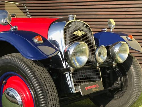 1936 MORGAN 4/4 FIRST SERIES *ASI* - RHD For Sale (picture 3 of 6)