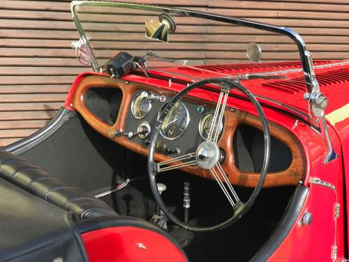 1936 MORGAN 4/4 FIRST SERIES *ASI* - RHD For Sale (picture 5 of 6)