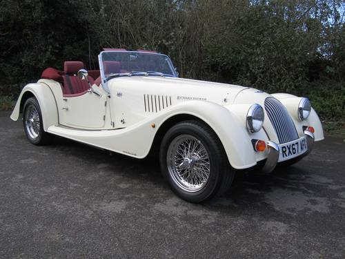 2017 Morgan Plus-4 Gdi - Our current demonstration car SOLD (picture 1 of 1)