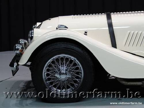 1982 Morgan 4/4 2-seater '82 For Sale (picture 4 of 6)