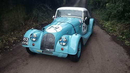 1964 Morgan+4 2 Seater Race Prepared For Sale (picture 1 of 3)
