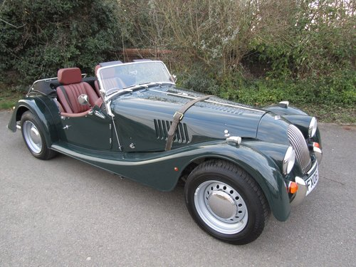 2006 Morgan 4/4 70th Anniversary Edition SOLD (picture 1 of 6)