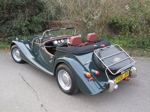 2006 Morgan 4/4 70th Anniversary Edition SOLD (picture 2 of 6)